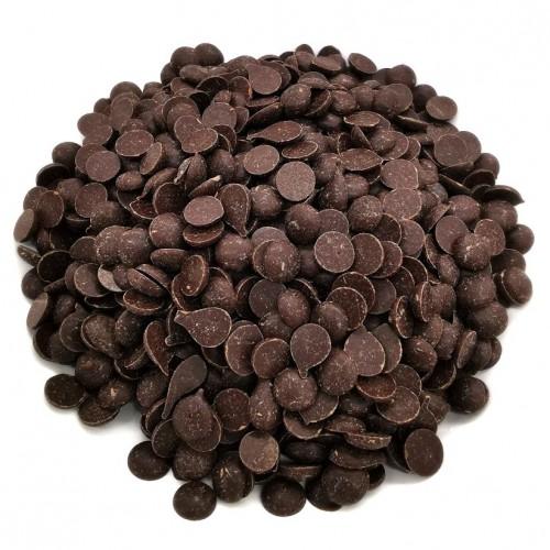 Hořká čokoláda 50% mini pecičky  - dark mini discs - 500g