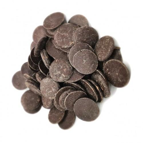 Hořká čokoláda 45% pecky - dark discs - 500g