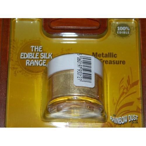 RD Prachová perleťová zlatý poklad Rainbow dust - Metallic Gold Treasure 3g