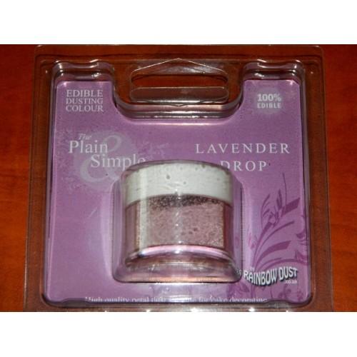 RD Prachová barva levandulová Rainbow - Lavender Drop 5g