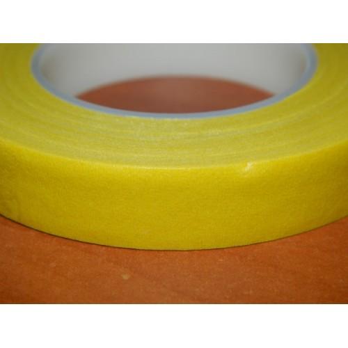 Aranžovací ovinovací páska - žlutá 13mm