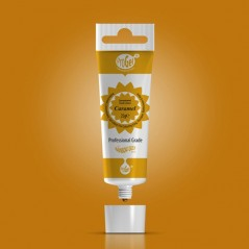 RD ProGel® - gelová barva - karamelová - Caramel 25g