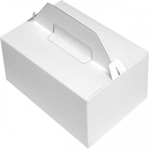 Krabice na zákusky 27 x 18 x 10 cm - 10ks
