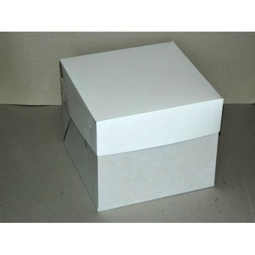 Krabice na patrový dort 30 x 30 x 25 cm