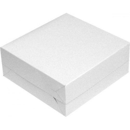 Dortová krabice z vlnité lepenky - 28 x 28 - 5ks