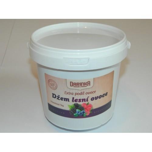 Darinka - džem lesní ovoce 1kg