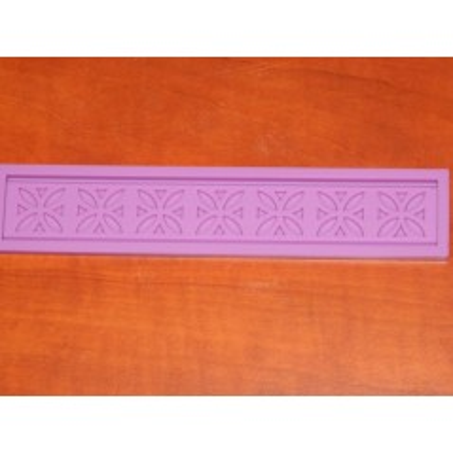 Silikonový pásek - kříž