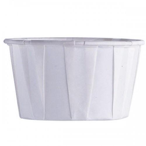 Wilton cukrářské košíčky - bílý  - 24ks