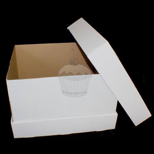 Krabice na patrový dort - extra pevná - JUMBO - 60 x 50 x 40cm