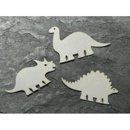 Jedlý papír - dětské - dinosauři  - 20ks