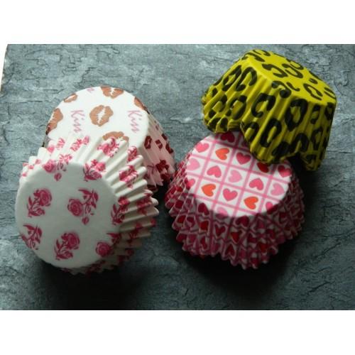 Cukrářské košíčky tulipán - 50ks