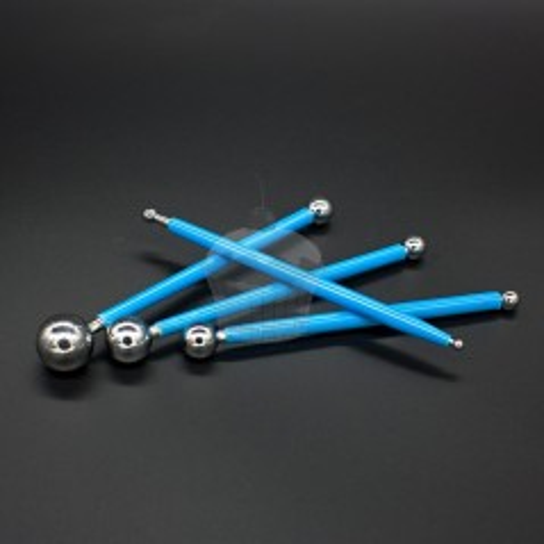 Kovové modelovací kostice Exklusiv 4ks