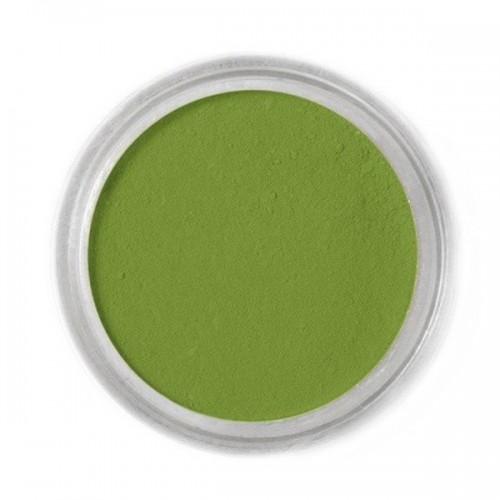 Jedlá prachová barva Fractal - Moss Green (1,6 g)