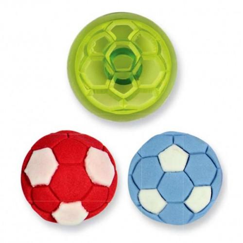 JEM - patchwork fotbalový míč - 1ks