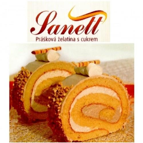 Sanett - želatina v prášku - 250g