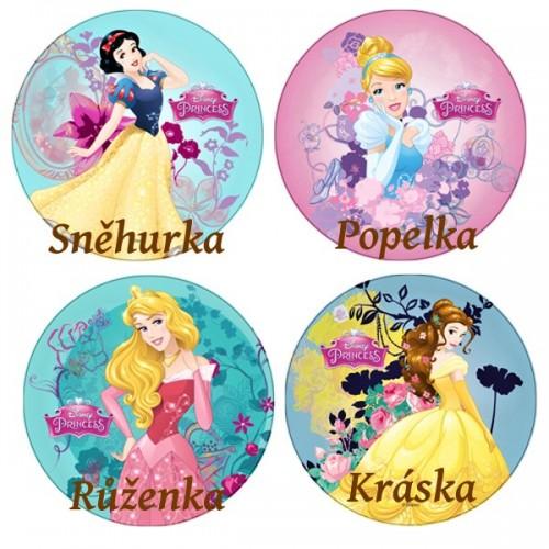 Disney jedlý papír Princesses - Popelka