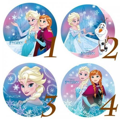 Disney jedlý papír Frozen - ledové království - 2