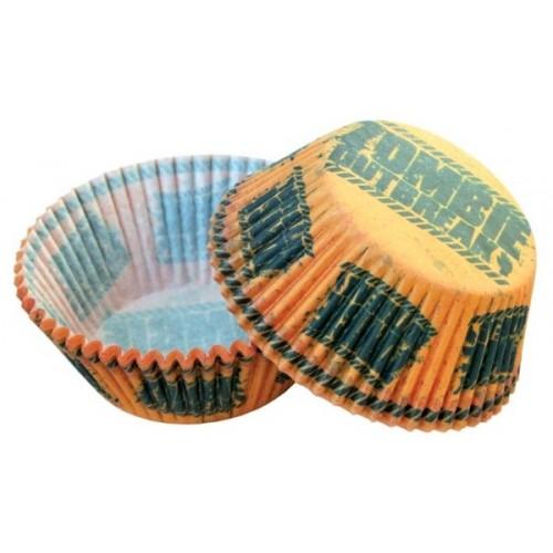 Cukrářské košíčky - Zombie - 50ks