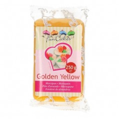 FunCakes marcipán Golden Yellow - 250g