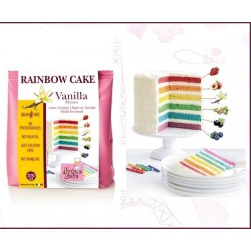 Madame Loulou - Rainbow Cake - Vanilka - 100g
