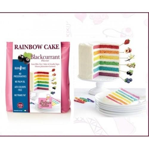 Madame Loulou - Rainbow Cake - Černý rybíz - 100g