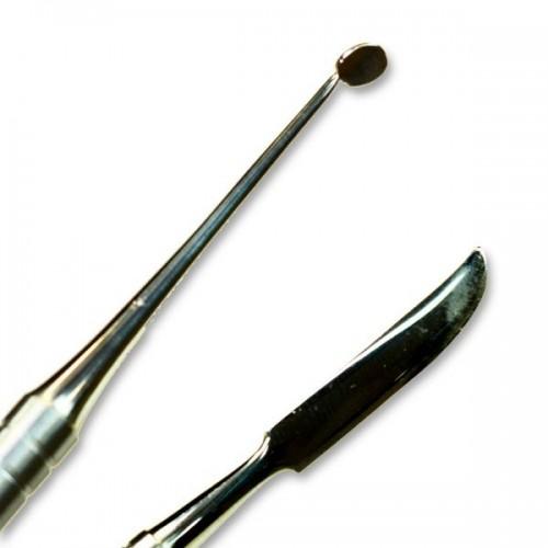 Dekofee č.2 - modelovací kovová kostice - skalpel