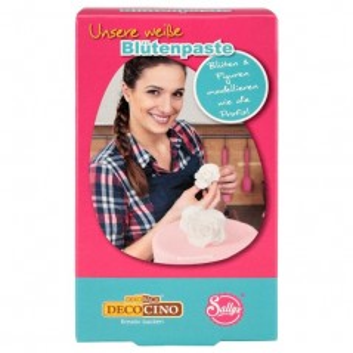 DecoCino Gum Paste / Modelovací hmota bílá - 250g