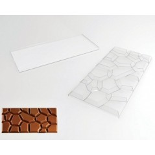 Forma na čokoládu - tabulka čokolády - 2ks