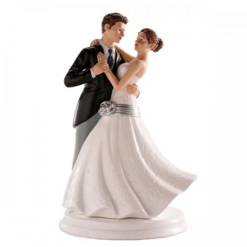 Svatební figurky - tanec