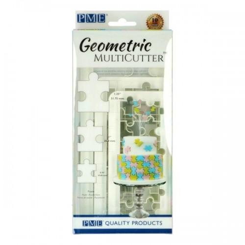 PME multicutter set - multi vykrajovač -  puzzle 3ks