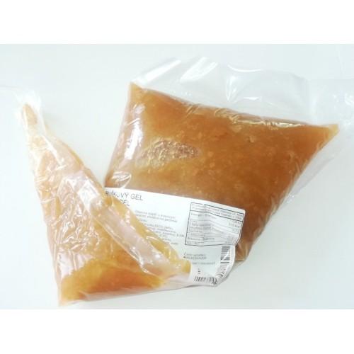 Hruškový gel  - ovocná náplň -  1kg