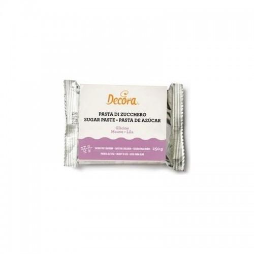 Decora - potahovací hmota - Fuchsia -  250g