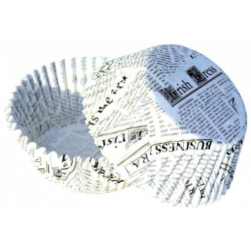 Cukrářské košíčky - noviny  50ks