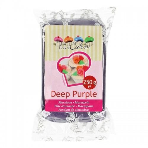 FunCakes Marcipán Deep Purple - fialový   - 250g