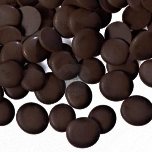 Ariba tmavá čokoláda - dark discs 72% - 500g