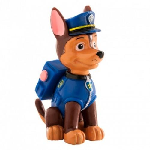 DeKora - Dekorační figurka - Paw Patrol - Chase  6cm