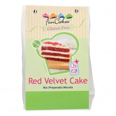 FunCakes mix Red Velvet - 400 g