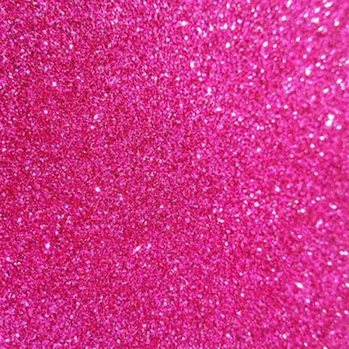 Sugarcity Dekorativní třpyty Electric pink glitter - NEON růžová - 10ml