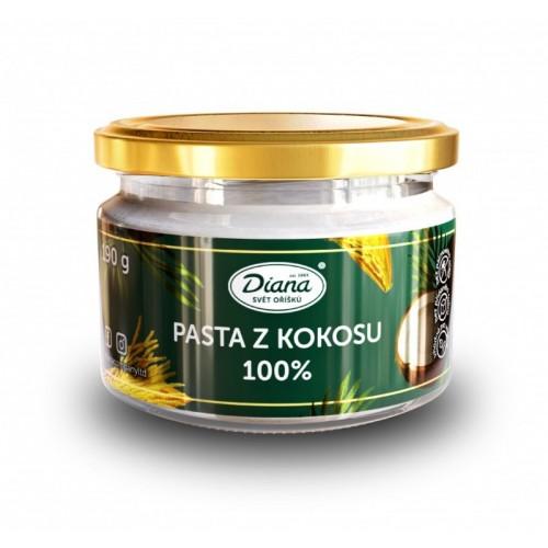 Diana - Pasta z kokosu 100% - 190g