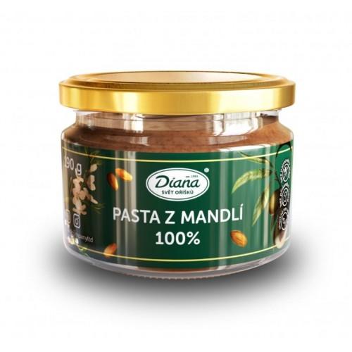 Diana - Pasta z mandlí 100% - 190g