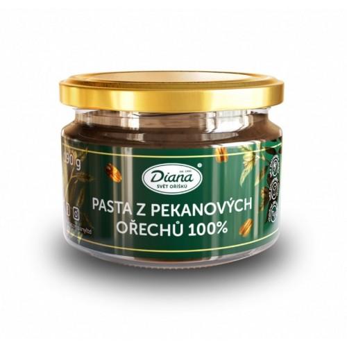 Diana - Pasta z pekanových ořechů 100% - 190g