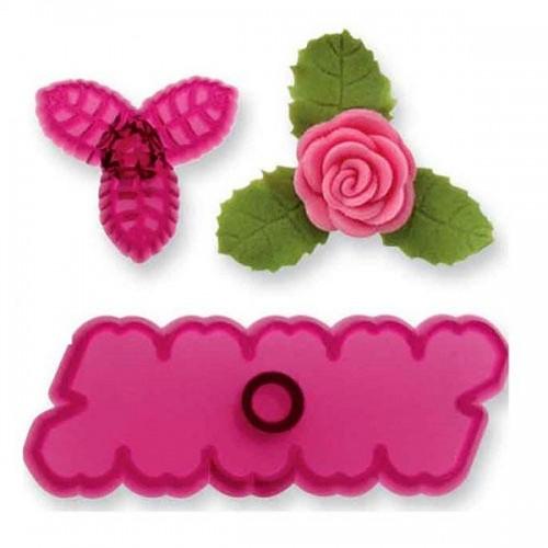 Vykrajovač Amorova růže malá 2ks